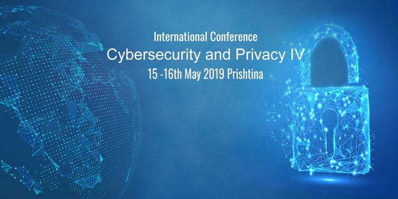 Tomorrow it is going to take place the International Conference on Cyber Security and Privacy
