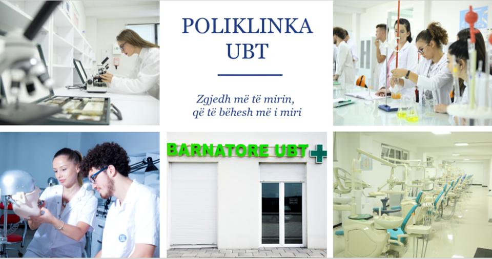 Qyteti inovativ i UBT-së tani edhe me barnatore farmaceutike