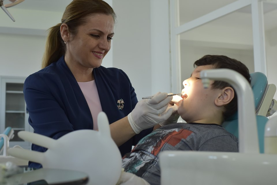 People with special needs visited UBT