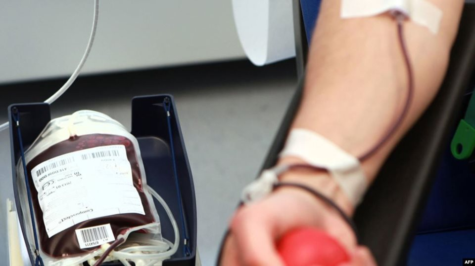 Tomorrow at UBT will be held volunteer action for blood donation – Join to save a life