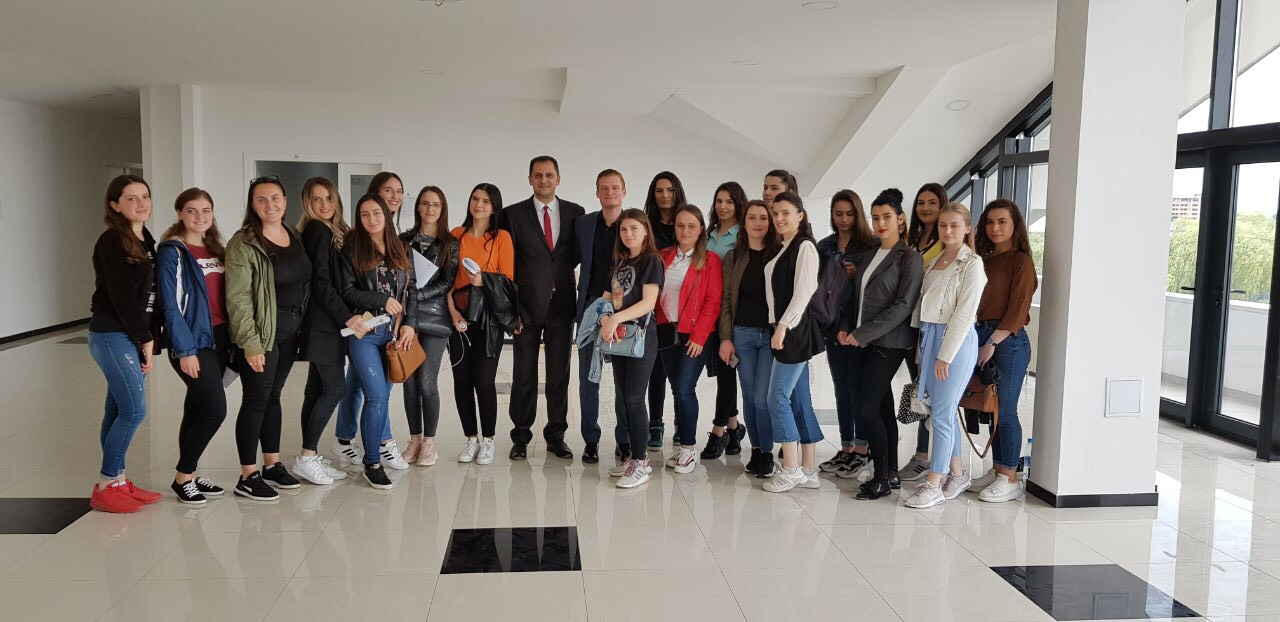 German company has shown a keen interest to employ UBT Nursing students
