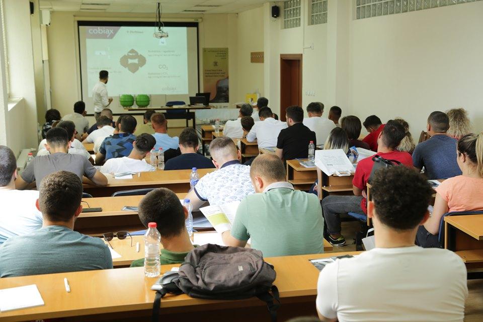 Me mbi 100 pjesëmarrës fillon punimet ANV-ja e Inxhinierisë së Ndërtimit dhe Infrastrukturë në UBT