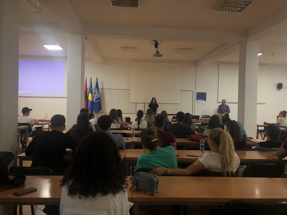 Nis punimet Akademia Ndërkombëtare Verore e Ndërmarrësisë dhe Inovacionit