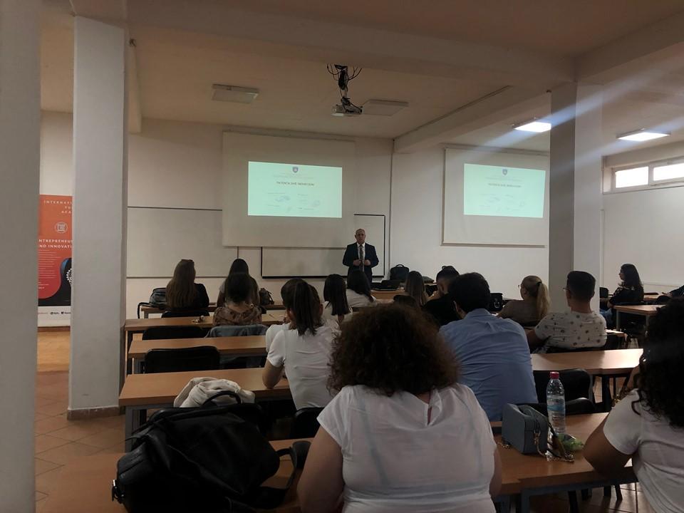 Në ANV-në e Ndërmarrësisë ligjërohet për patentimin e ideve dhe sipërmarrjet në Kosovë