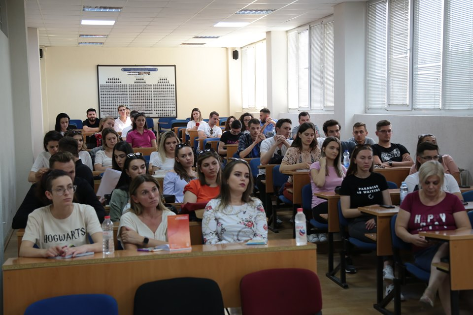 Me ligjërata e vizita, mbylli punimet Akademia Ndërkombëtare e Ndërmarrësisë dhe Inovacionit