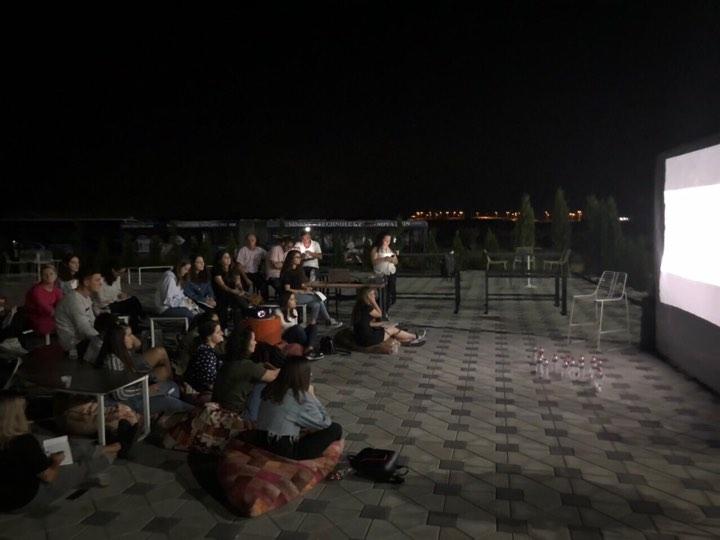 Në ANV-në e Gjuhëve të Huaja organizohet Movie Night
