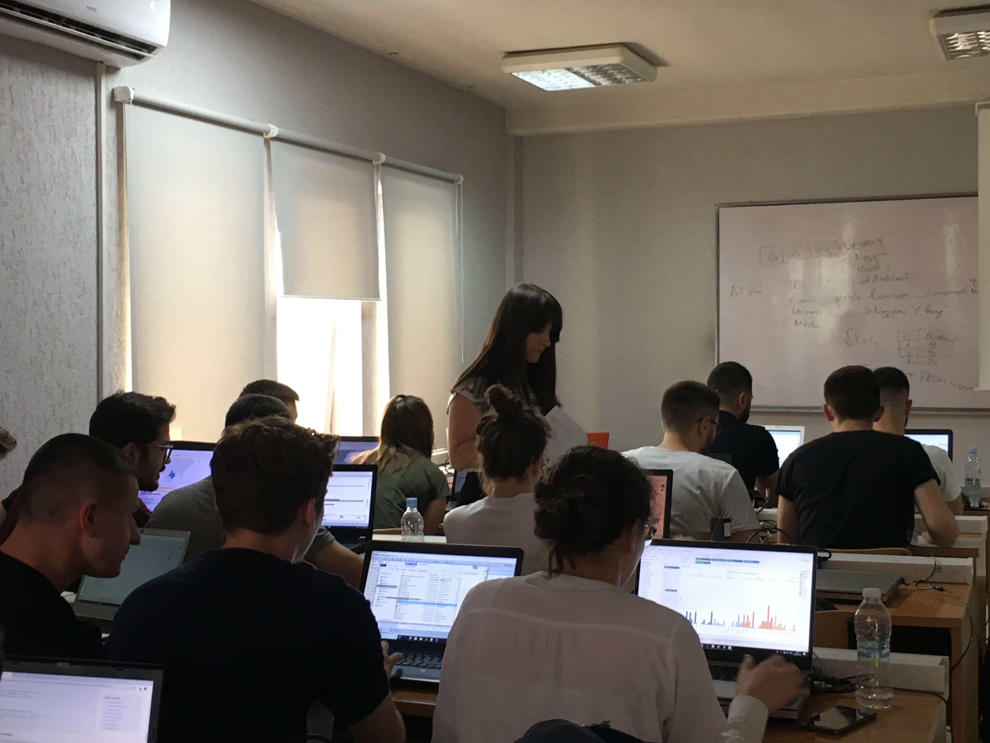 Në ANV-në e SHKI-së prezantohen projektet e pjesëmarrësve