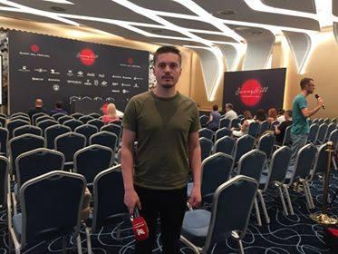 """Studenti Liridon Llozani filloi punën praktike në Agjencinë e Lajmeve, """"Kosova Press"""""""