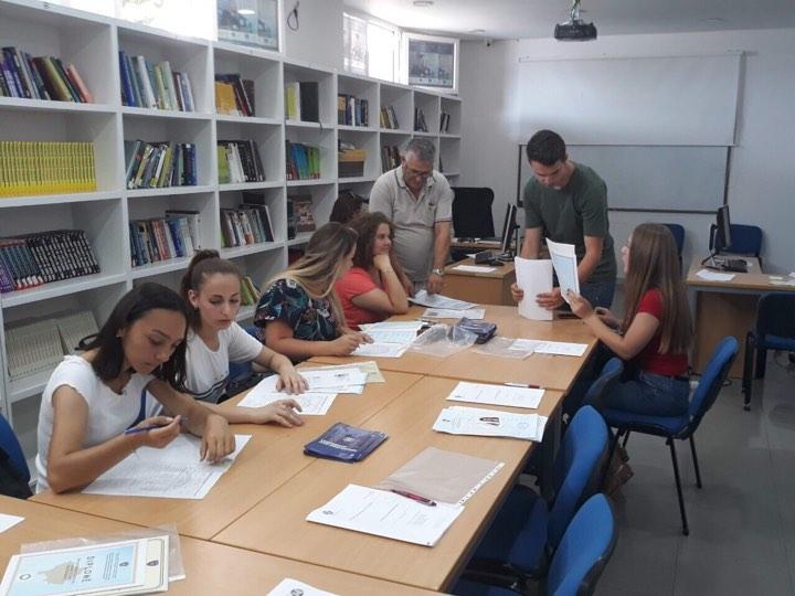 Qindra të rinj nga rajoni i Prizrenit, tashmë kanë vendosur të bëhen pjesë e UBT-së