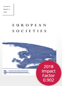 """The scientific paper of UBT professor Ridvan Peshkopia and students from the Political Science Faculty has been published in the scientific journal """"European Societies"""""""