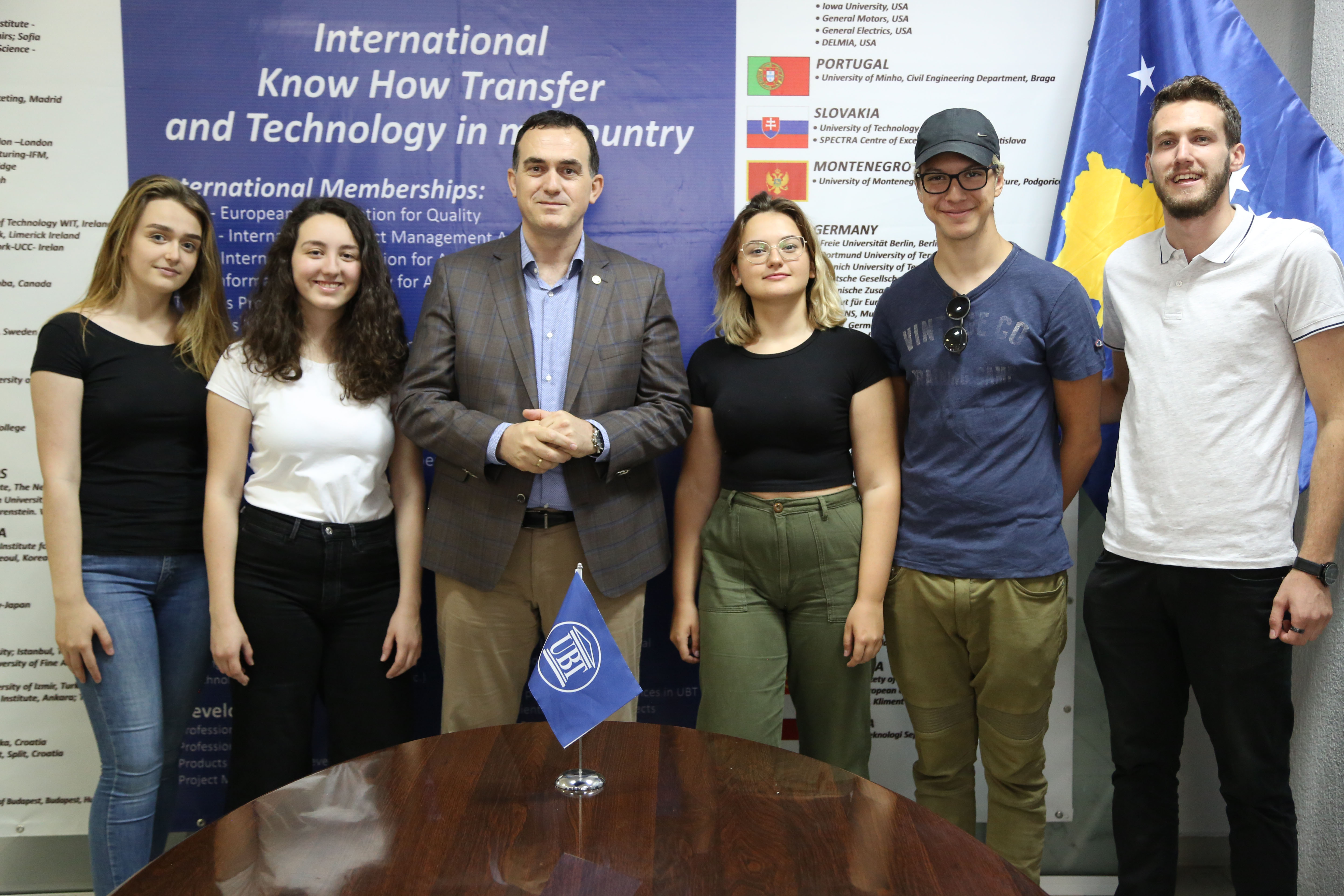 Kosovo will become part of the largest international competition namely, FIRST Global challenge