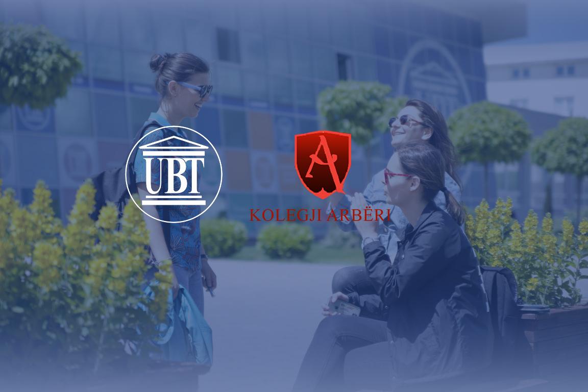 Studimi në Kolegjin Arbëri, mësim sipas praktikave të UBT-së