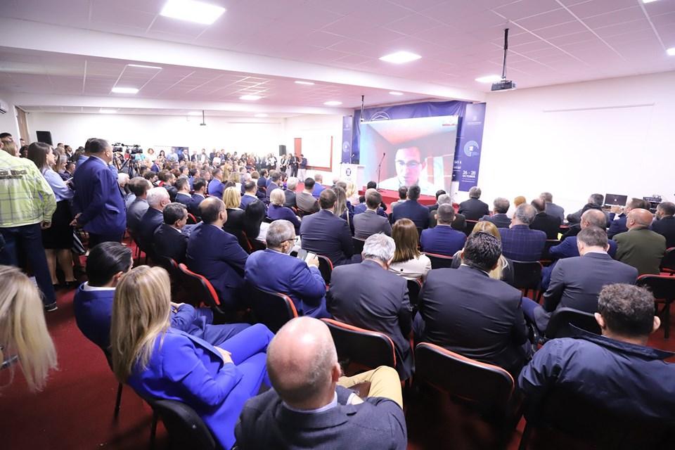 Në prani të më shumë se një mijë pjesëmarrësve, nisi punimet Konferenca Ndërkombëtare e UBT-së