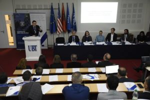 """In the framework of the project, """"Development and Implementation of PhD program in the IT education system of Kosovo"""