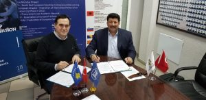"""UBT has established a partnership and signed a collaboration agreement with renowned Turkish university """"Selçuk"""""""