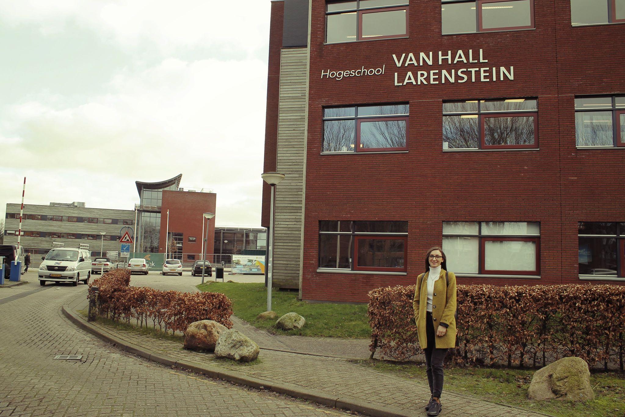 """Studentja Erdita Bajraktari përfiton bursë studimi në Universitetin """"Van Hall Larensten"""", në Holandë"""