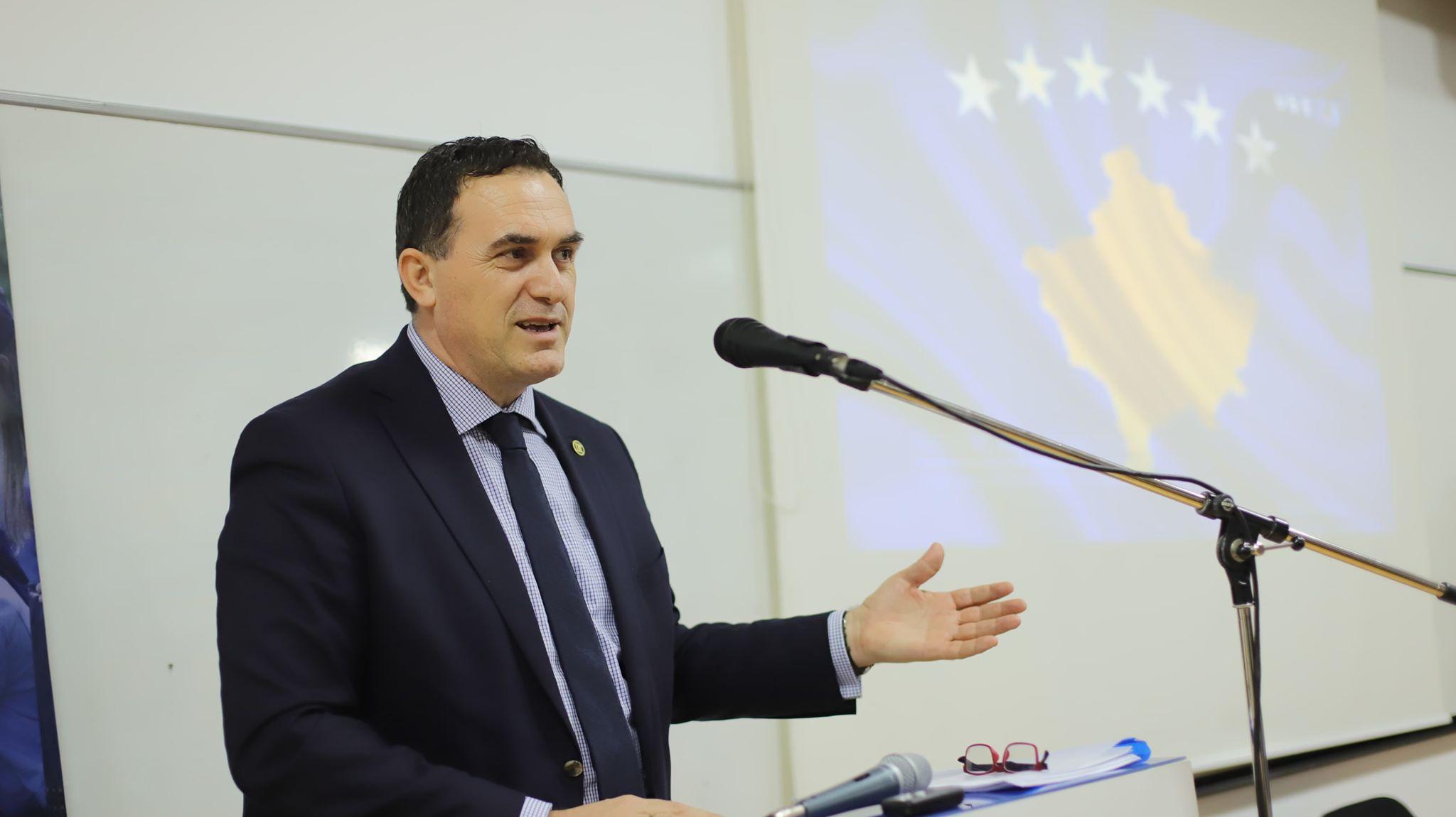 UBT uron shqiptarët për 12-vjetorin e Pavarësisë së Kosovës