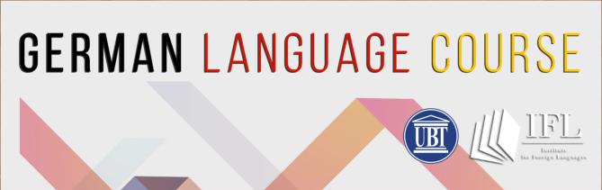 Aplikimi për kursin e gjuhës gjermane mbetet ende i hapur