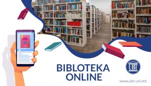 UBT has given access to e-books, owns hundreds of online books, scholarly and academic articles