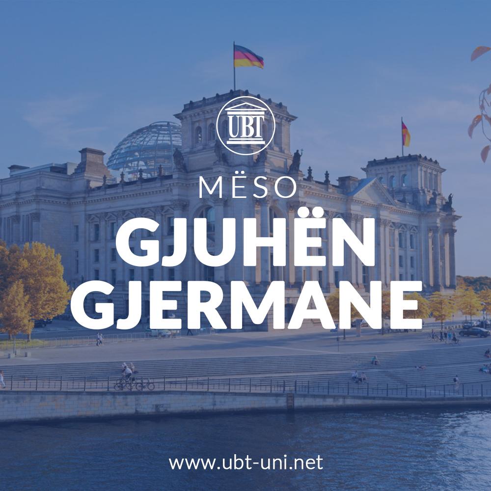 Numër i madh i të interesuarve për kursin e gjuhës gjermane – Aplikimi ende i hapur