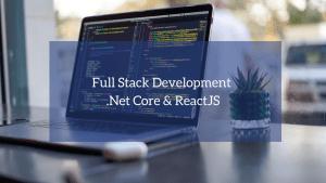 Full Stack Development (.Net Core & ReactJS)