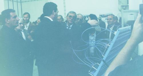 1.(2001)UBT fillon me nderlidhjen e teorise me praktiken- hap ''Lab Vizionin'' (2)