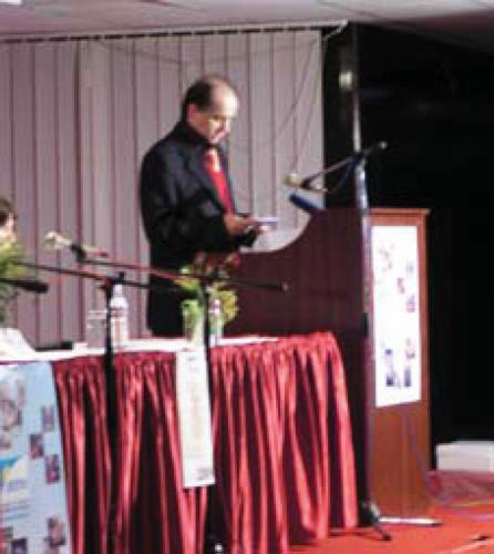 Konferenca shkencore per menaxhim e UBT-se u organizu ne patronazhin e Presidentit Ibrahim Rugova