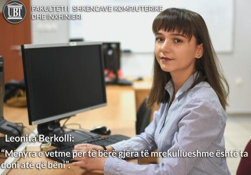 Leonita Berkolli