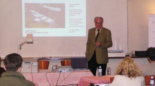 Ligjerata nga menaxher te sukseshem te bizneseve boterore, kompania Festo, dr Gueter Thurnsinn
