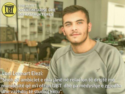 Loni Lennart Elezi