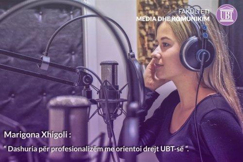 Marigona Xhigoli