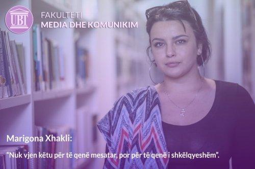 Marigona Xhakli