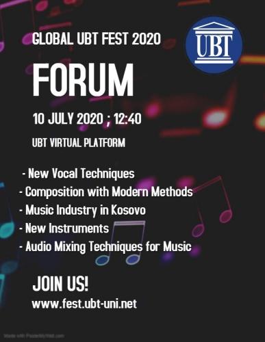 Music - Forum