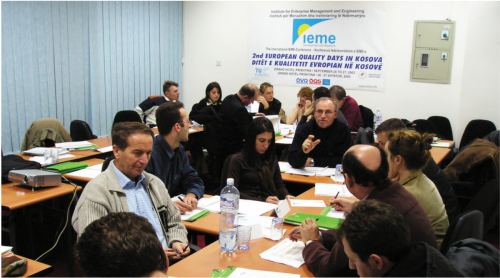 Nis aftesimi i bizneseve kosovare per biznesplane dhe ndermarresi