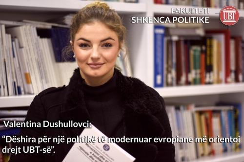Valentina Dushullovci